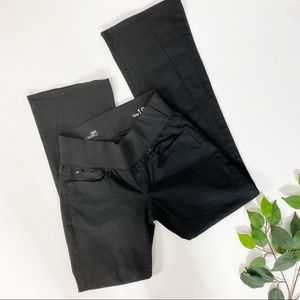 GAP Maternity Black Sexy Boot Jean Stretchy Pant